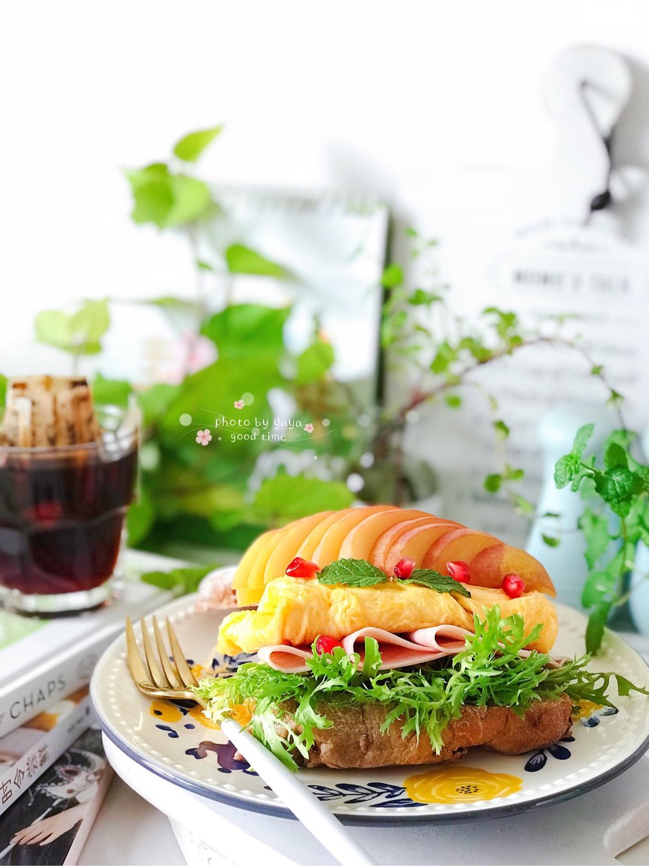 1️⃣9️⃣今日份+事物:①今日早餐