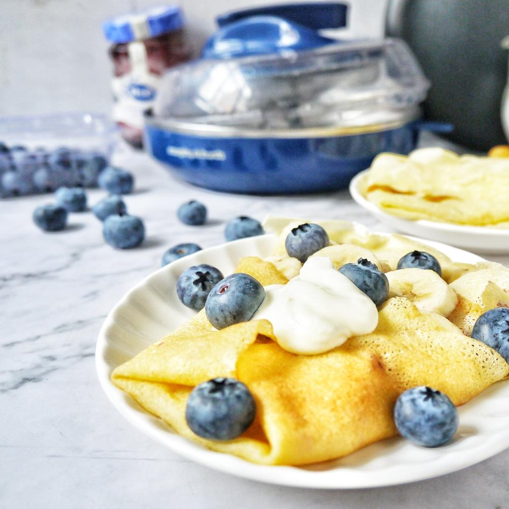 🔥在家自制brunch下午茶❗香蕉奶